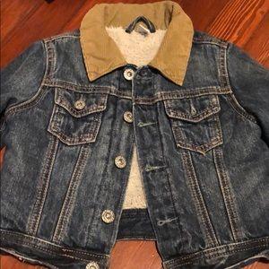 Gap Denim Warm Jacket. Size 18-24 month